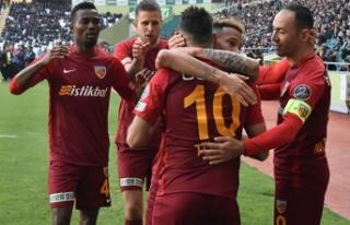 Atiker Konyaspor - İstikbal Mobilya Kayserispor:...