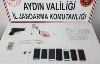 Aydın'da uyuşturucu ticaretine 11 gözaltı