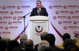 BBP 170 belediye başkan adayını tanıttı