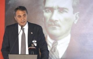 Beşiktaş Kulübü Başkanı Fikret Orman: Benim...