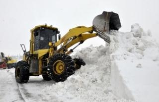 Bitlis Valisi Çağatay: Karla mücadelede harcamamız...