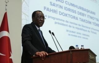 Çad Devlet Başkanı İdris Debi Itno: 2010'da...