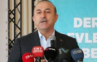 Çavuşoğlu: CHP'nin içinde PKK'yı destekleyenler...