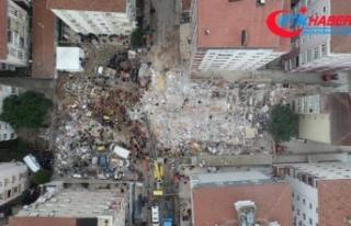 Çevre ve Şehircilik Bakanı Kurum: Göçük altından...