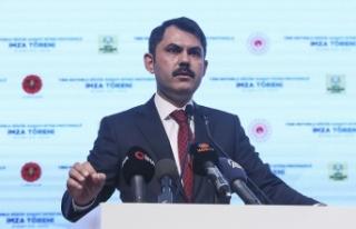 Çevre ve Şehircilik Bakanı Kurum: Atıl arazileri...