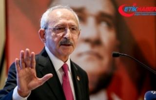 CHP Genel Başkanı Kılıçdaroğlu: Katılımcı...