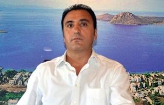 CHP'li Saruhan'ın Bodrum Belediye başkan...
