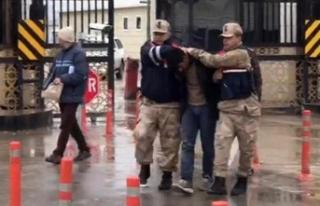 Cinayet zanlısı, Suriye'de jandarma ve ÖSO...