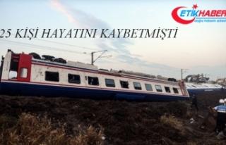 Çorlu'daki tren kazasıyla ilgili yeni gelişme