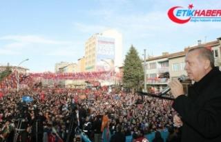 Cumhurbaşkanı Erdoğan: Kenevir sanayisinin kurulmasına...