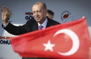 Cumhurbaşkanı Erdoğan: IMF ile işimiz yok