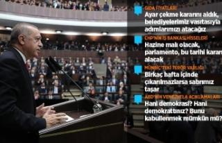 Cumhurbaşkanı Erdoğan: İş Bankası Allah'ın...