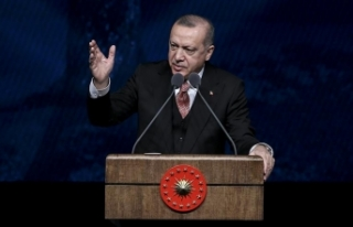 Cumhurbaşkanı Erdoğan: Cumhur İttifakı olarak,...