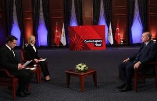 Cumhurbaşkanı Erdoğan: Suriye halkı bize güvendiği...