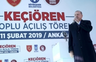 Cumhurbaşkanı Erdoğan: Tanzim satış noktalarıyla...