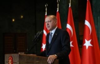Cumhurbaşkanı Erdoğan: Teknolojiye hakim olmadan...