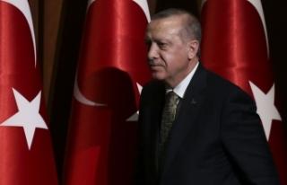 Cumhurbaşkanı Erdoğan: Türkiye'de iki ittifak...