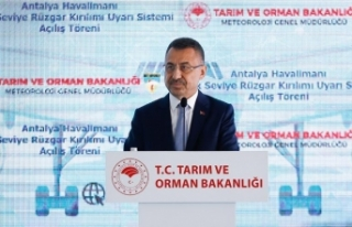 Cumhurbaşkanı Yardımcısı Fuat Oktay: Yurt dışı...