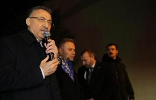 Cumhurbaşkanı Yardımcısı Oktay: Cumhur İttifakı'nda...
