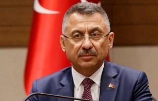Cumhurbaşkanı Yardımcısı Oktay: Terör örgütlerini...
