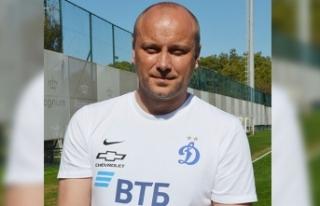 Dinamo Moskova Teknik Direktörü Khokhlov: ''Türk...