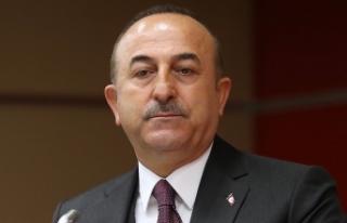 Dışişleri Bakanı Çavuşloğlu: Türkiye terörle...