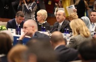 Dışişleri Bakanı Çavuşoğlu: DEAŞ'ın...