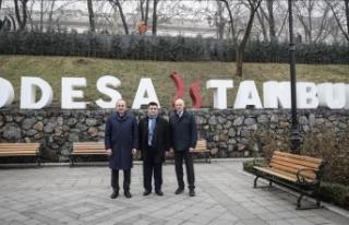 Dışişleri Bakanı Çavuşoğlu, Odessa'da...