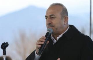 Dışişleri Bakanı Çavuşoğlu: Türkiye dünyada...