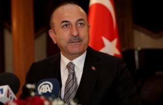 Dışişleri Bakanı Çavuşoğlu: Türkiye ile ABD...
