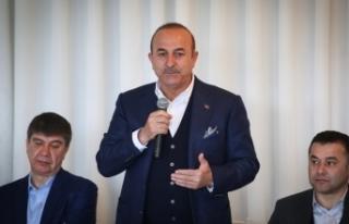 Dışişleri Bakanı Mevlüt Çavuşoğlu: Bu ittifakı...