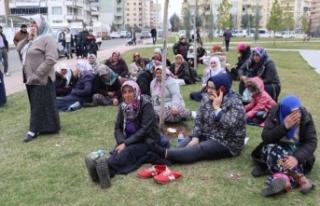Diyarbakır'da pazar esnafı arasında yer gerginliği