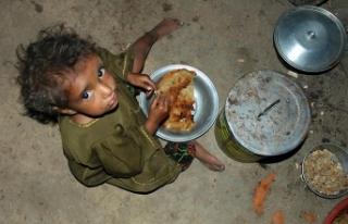 Dünyada her 5 çocuktan 1'i aşırı yoksul