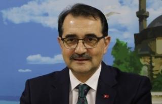 Enerji ve Tabii Kaynaklar Bakanı Dönmez: Biyogaz...