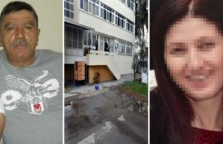 Eniştesini okul bahçesinde öldüren kadın hizmetlinin...