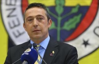 Fenerbahçe Kulübü Başkanı Koç: TFF'yi yönetecek...