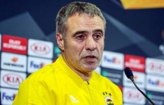 Fenerbahçe Teknik Direktörü Yanal: Burada sistem...