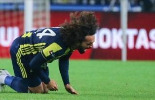 Fenerbahçeli Sadık Çiftpınar yaklaşık 10 gün...