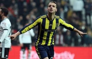 Fenerbahçe hazırlık maçında Eskişehirspor'u...