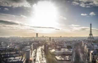 Fransa'da grip salgını 2 bin 800 can aldı