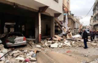 Gaziantep'te kanalizasyon hattında patlama:...