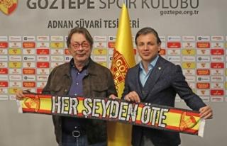 Göztepe'de Tamer Tuna imzayı attı