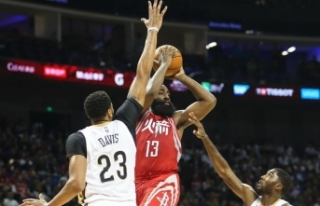 Harden'dan Kings'e 36 sayı