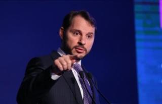 Hazine ve Maliye Bakanı Albayrak: Cari açık 20...