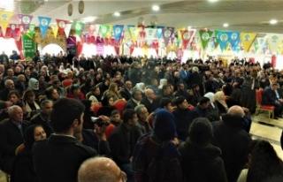 HDP'nin Mardin'deki aday tanıtımına soruşturma:...