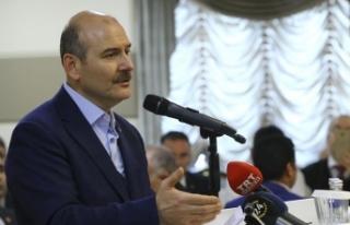 İçişleri Bakanı Soylu: Kafaları birilerinin talimatlarıyla...