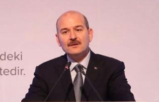 İçişleri bakanı Süleyman Soylu: 15 bin polis...