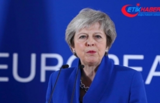 İngiltere Başbakanı May Brüksel'de Brexit'i...