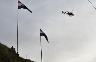 Irak ordusu ABD üssüne saldırıda kullanılacak...