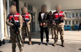Irak'ta bomba eğitimi alan PKK'lı terörist...
